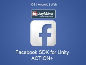 Facebook SDK Action+ for PlayMaker