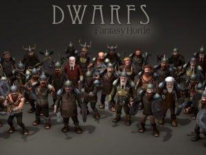 Fantasy-Horde-Dwarfs
