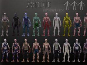 Fantasy Horde – Zombie