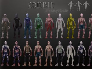 Read more about the article Fantasy Horde – Zombie