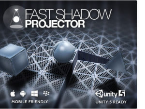 Fast Shadow Projector