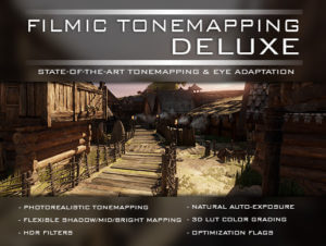 Filmic Tonemapping DELUXE