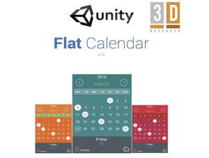 Read more about the article Flat Calendar