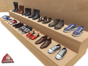 Read more about the article Footwear Collection