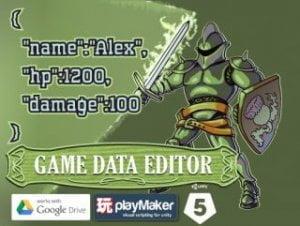 Game Data Editor