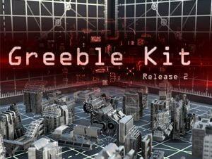 Greeble Kit R2