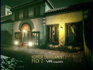Read more about the article Horror Environment Pack 2