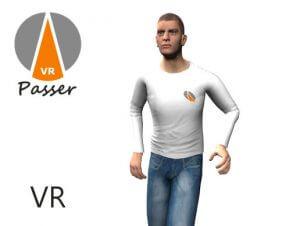 Humanoid Control VR