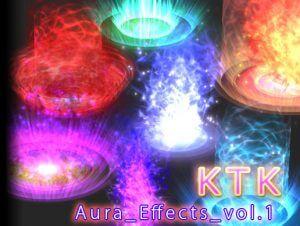 KTK Aura Effects Volume1