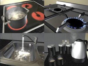 Kitchen Cooking FX