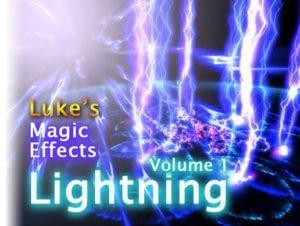 Luke's Magic Effects Lightning Volume 01