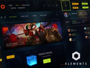 Read more about the article MOBA UI KIT