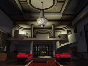 Mansion Level Interior