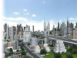 Megacity Construction Kit