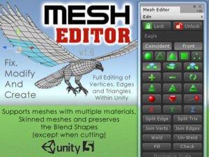 Mesh Editor
