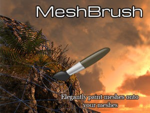 Read more about the article MeshBrush