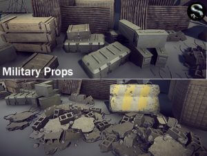 Military Props Pack