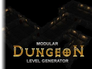 Modular Dungeon Level Generator