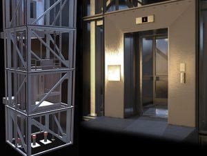 Moving Elevator System