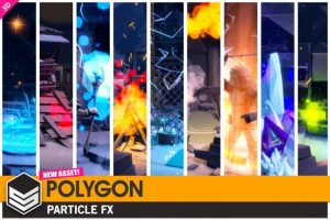 POLYGON – Particle FX