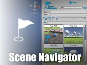 Scene Navigator – flag markers utility