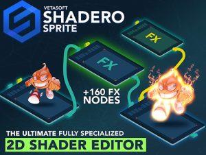 Shadero Sprite – 2D Shader Editor