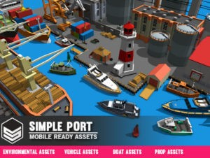 Simple-Port-Cartoon-Assets-300x226