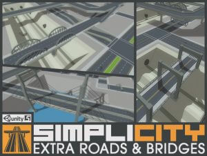SimpliCity Extra Roads & Bridges