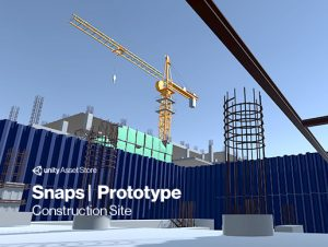 Snaps Prototype Construction Site
