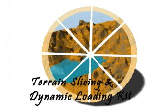 Terrain Slicing & Dynamic Loading Kit