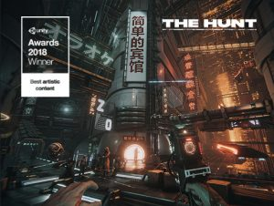 The Hunt – Cyberpunk Pack