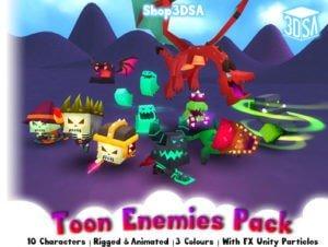 Toon-Enemies-Pack-300x226