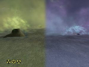 Toxic Environment Effects