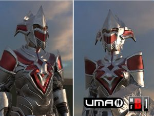 UMA MB1 FB1 Darkelf Armor Refit