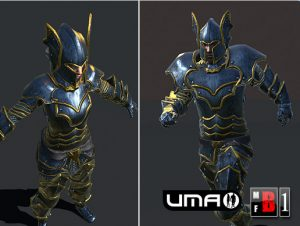 UMA Steel Armor
