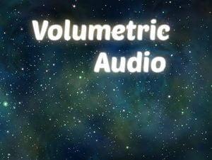 Volumetric Audio
