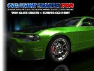 Car Paint Shader PRO
