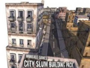 City Slum Building Pack