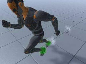Footstep System