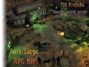 Read more about the article Fort Siege RPG Kit