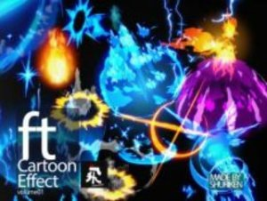 FT CartoonEffect Volume01
