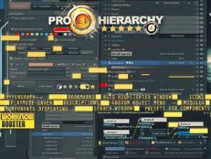 Hierarchy PRO +Presets And Selections