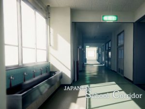 Read more about the article Japanese School Corridor