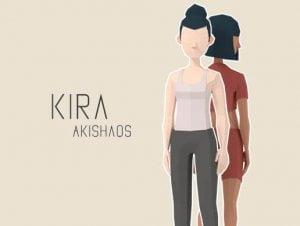 kira-stylized-character