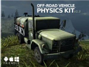 Read more about the article Off-road Vehicle Physics Kit