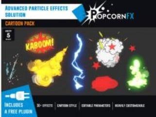 PopcornFX Cartoon FX Pack