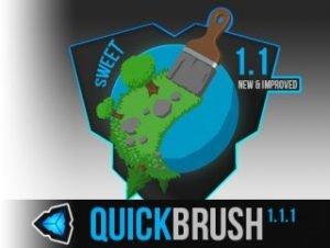 QuickBrush – Prefab Placement Tool