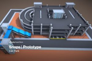 Snaps Prototype | Car Park