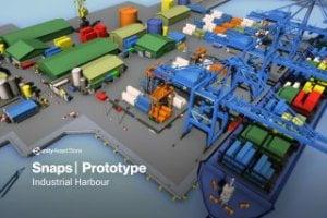 Snaps Prototype | Industrial Harbour