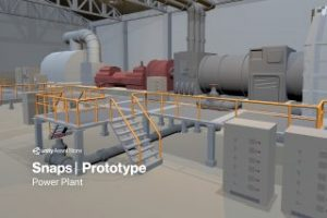 Snaps Prototype | Power Plant
